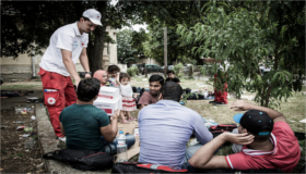 Research Round Up: Humanitarian organisations role in preventing forced migration