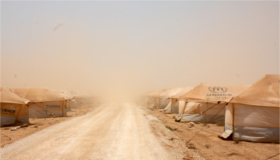 Event: Conflict, Climate and Migration in Syria – did the media get it right? 3 October, London