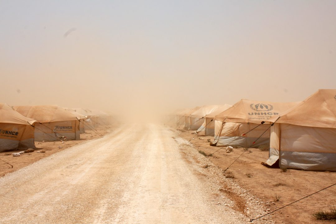 Video lecture: the crisis in Syria and role of climate change